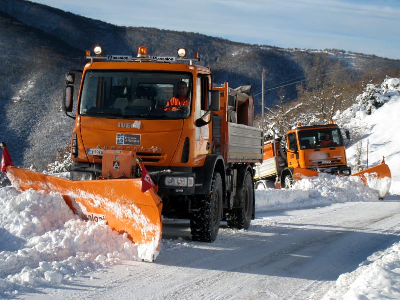 Contratti di sgombero neve: la Provincia impone una riduzione del 5% sui lavori già eseguiti ...