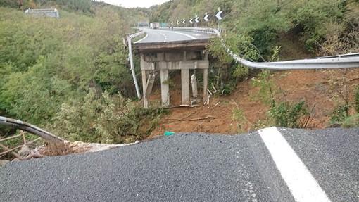 Crollo viadotto A6: Fiamme Gialle negli uffici di Autostrade dei Fiori e Sina