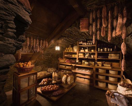 """Il """"Borgo del Gusto"""", crocevia di tradizioni, natura e sapori di Pamparato, è pronto ad accogliere i turisti e gli amanti del buon cibo"""