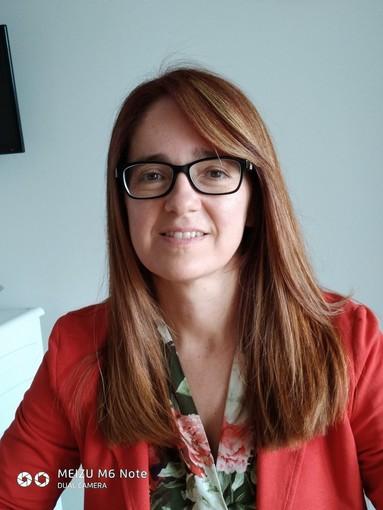 La direttrice Erica Pellegrino