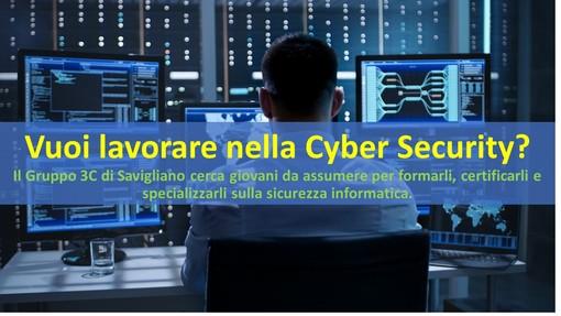 Vuoi lavorare nella Cyber Security?