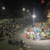 """A Villanova Mondovì successo per """"Bandautori"""", concerto di ripartenza per la banda musicale"""