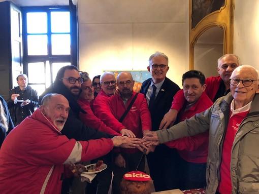 All'AIDO di Cuneo/Borgo San Dalmazzo confermato presidente Gianfranco Filippi