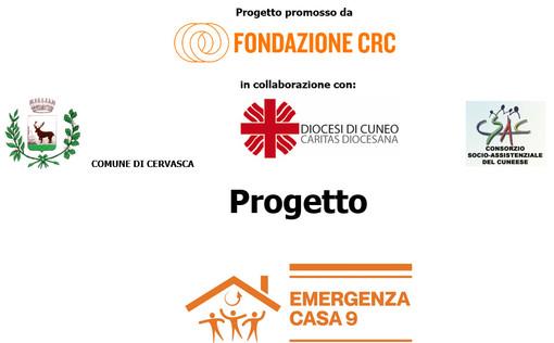 Cervasca: via al progetto EmergenzaCasa 9
