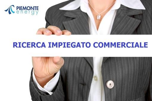Lavoro: Piemonte Energy ricerca un impiegato commerciale