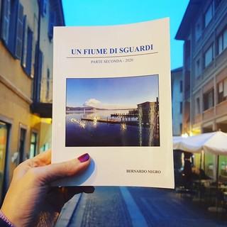 """Al Caffè Letterario di Bra si legge """"Un fiume di sguardi"""" di Bernardo Negro"""