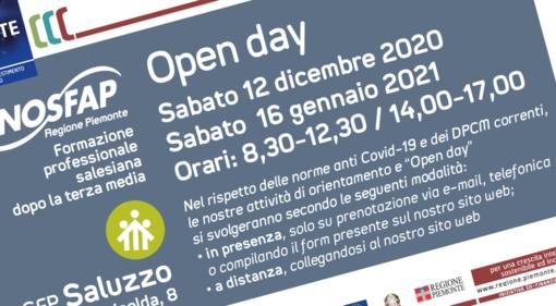 Cnos-Fap Saluzzo: il secondo open day sarà sulle offerte formative ai ragazzi/e in uscita dalla terza media