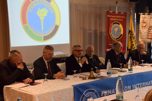 L'incontro di tutti i Club Panathlon del Piemonte e Valle d'Aosta a Pianfei