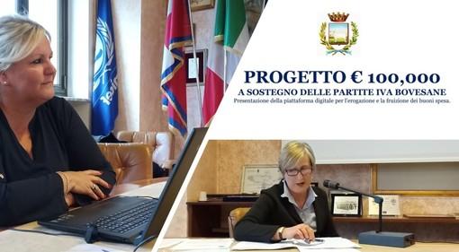 A Boves 100.000 euro a sostegno di ben 236 partite IVA del territorio