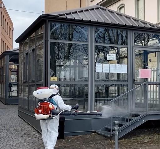 """Emergenza covid-19: a Cuneo la società GEA in prima linea per i servizi di """"sanificazione con atomizzatore"""""""