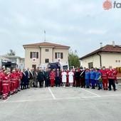 Nuovi mezzi per la Croce Rossa di Mondovì [FOTO]