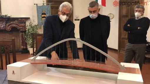 Saranno gli studenti di Garessio a scegliere i colori del nuovo ponte Odasso (VIDEO)