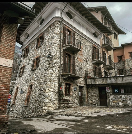 """Importante contributo del Rotary Club Cuneo Alpi del Mare alla Casa di riposo """"Santo Spirito"""" di Limone Piemonte"""