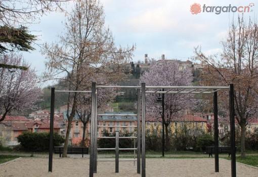 Il parco di via della Cornice