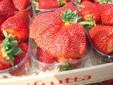 Cestini di fragole Asia