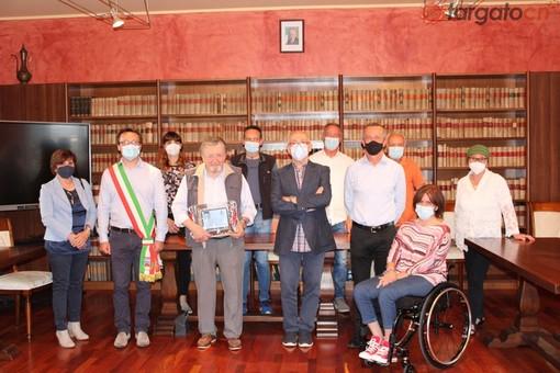 Beinette celebra l'artista Livio Politano e le sue opere (FOTO)