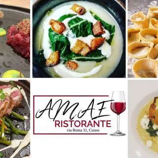 Un agosto in compagnia del ristorante AMAE di Cuneo