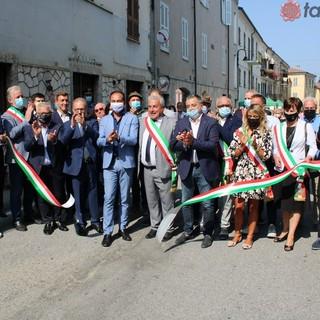 Inaugurata la prima edizione della Festa del Pane a Niella Tanaro  [FOTO]