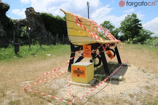 """La """"big bench"""" di Ceva chiusa per maleducazione in seguito ad atti vandalici"""