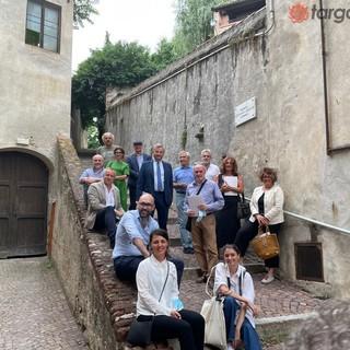 A Mondovì Piazza si svela il giardino segreto delle ex Orfane (FOTO E VIDEO)