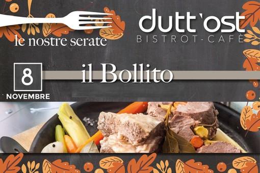 """Venerdì 8 novembre cena a base di """"Bollito piemontese"""""""