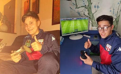 Bravi Matteo e Tommaso: ai quarti di finale del Torneo Fundacion Real Madrid