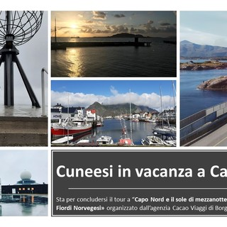 Cuneesi in vacanza a Capo Nord!