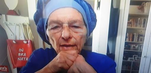 """Emma Bonino lo rimarca con simpatia anche in Tv: """"In Bra Nata"""""""