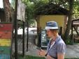 Lorenza nel parco di Agritrutta