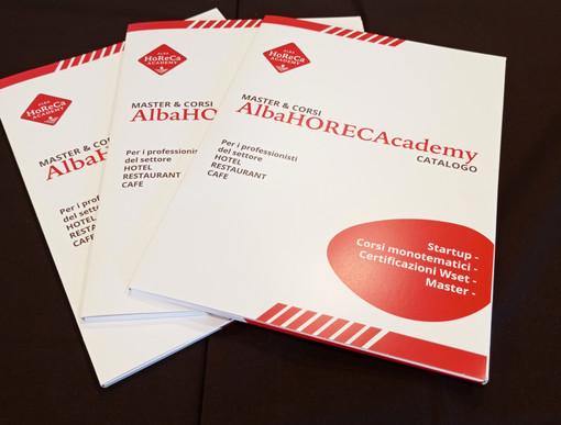 Ad ALBA l'Academy per i professionisti del settore HORECA del sud Piemonte