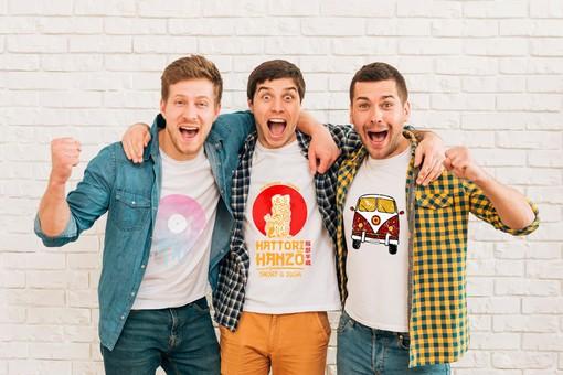 T-shirt personalizzate: la moda più trendy dei VIP