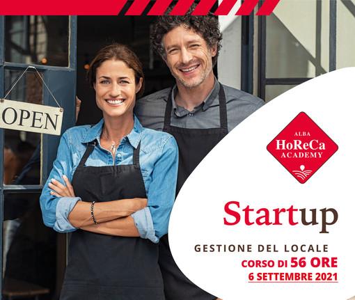 Ad Alba la nuova edizione del master Startup di Horeca Academy