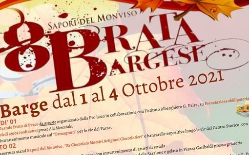 Da venerdì 1° e fino al 4 ottobre l'Ottobrata Bargese in un trionfo di sapori