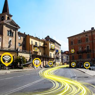 Navigare ultraveloce a Mondovì: con la fibra ottica di Isiline è possibile
