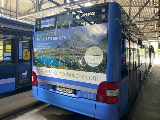 Lanciata la tratta aerea Monaco di Baviera-Cuneo: le montagne della Granda mete da vivere, da Colonia a Francoforte