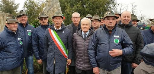 Da Venasca a Biella per l'inaugurazione del sentiero lastricato dedicato ai caduti della Prima Guerra Mondiale