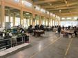 Il mercato con molti produttori agricoli di piazza Seminario (Foto del Comune di Cuneo)