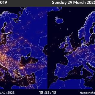 La meteorologia ai tempi del Coronavirus: calo drastico del monitoraggio atmosferico e climatico