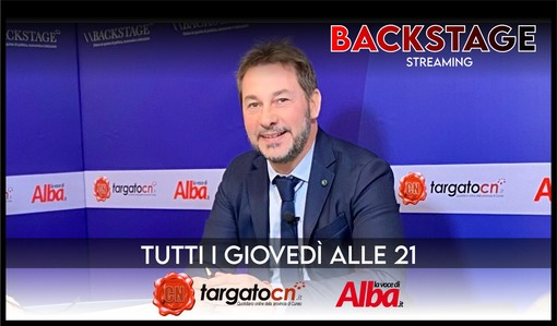Backstage, giovedì sera al centro della puntata: Asti-Cuneo e Tenda, la Granda aspetta ma la politica Cuneese c'è?