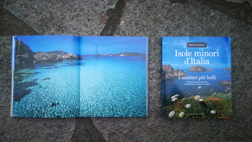 """Il libro """"Isole minori d'Italia"""""""