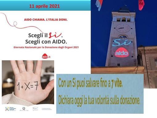 11 Aprile 2021: Giornata Nazionale Donazione Organi e Tessuti