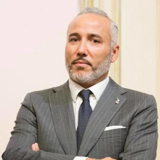 Il vicepresidente della Regione Fabio Carosso