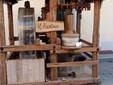 Il frantoio per la produzione dell'olio di oliva