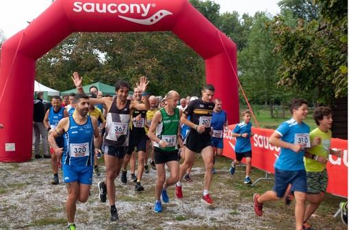 230 partecipanti alla 7^ Corsa nel Parco del Maira a Villafalletto