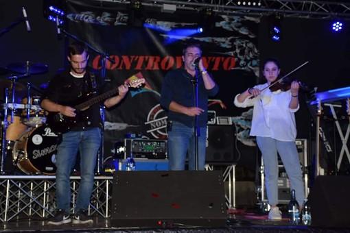 I Controvento ritornano in concerto a Santa Vittoria d'Alba, frazione Cinzano