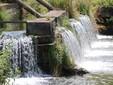 Le cascate naturali per ossigenare l'acqua