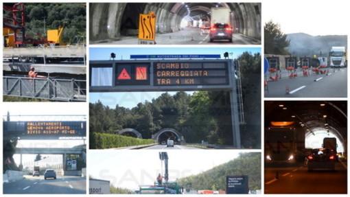 Autostrada dei Fiori a passo di lumaca: cari turisti, se non volete venire in vacanza qui... come darvi torto?
