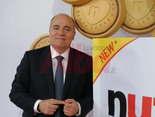 Alessandro D'Este, amministratore delegato di Ferrero Italia