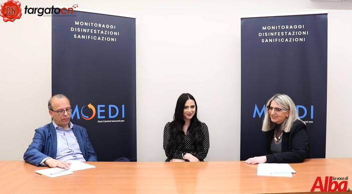 Alla scoperta della Moedi srl con Anna Roggero e Luca Vitillo della Moedi (video)