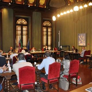 Il Consiglio comunale albese (archivio)